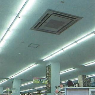天井カセット四方向型室内機